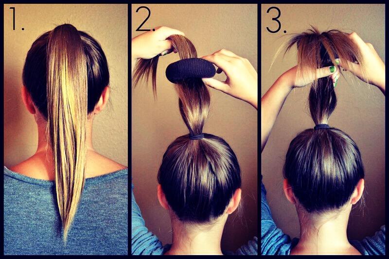 Как сделать волос обьемным