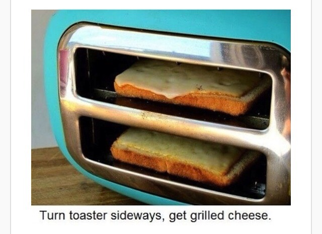 best way to make grilled cheese
