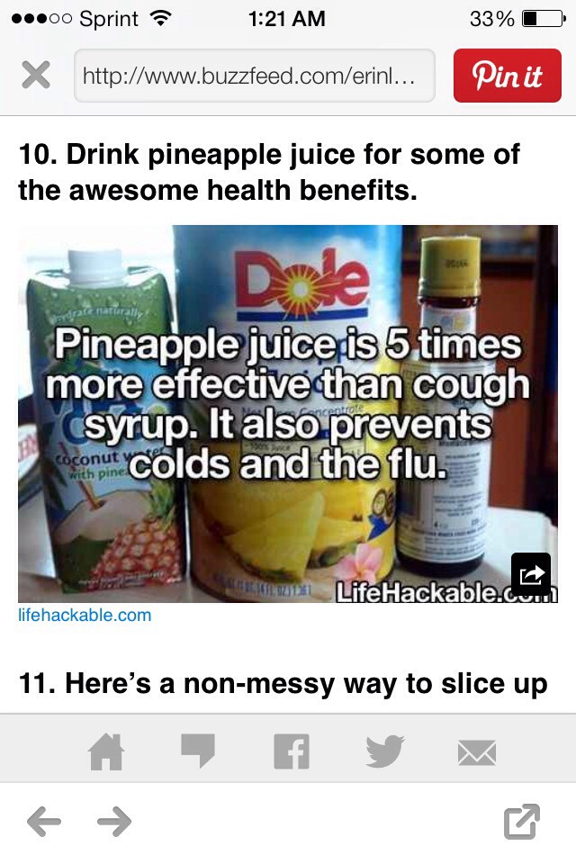 Benefits Pineapple Juice Musely