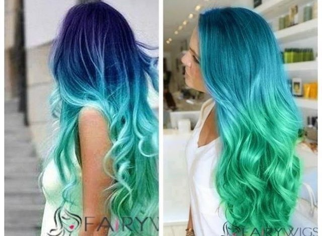 Cool Hair Color Styles: Cool Hair Color And Styles