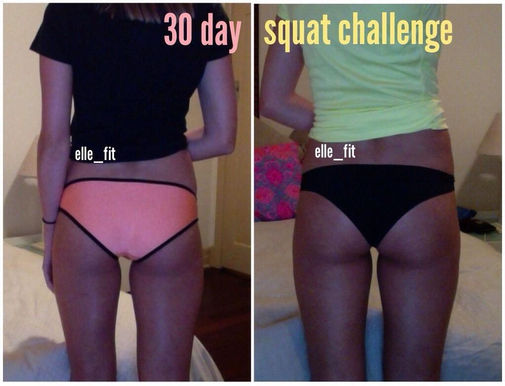 helfen squats gegen cellulite