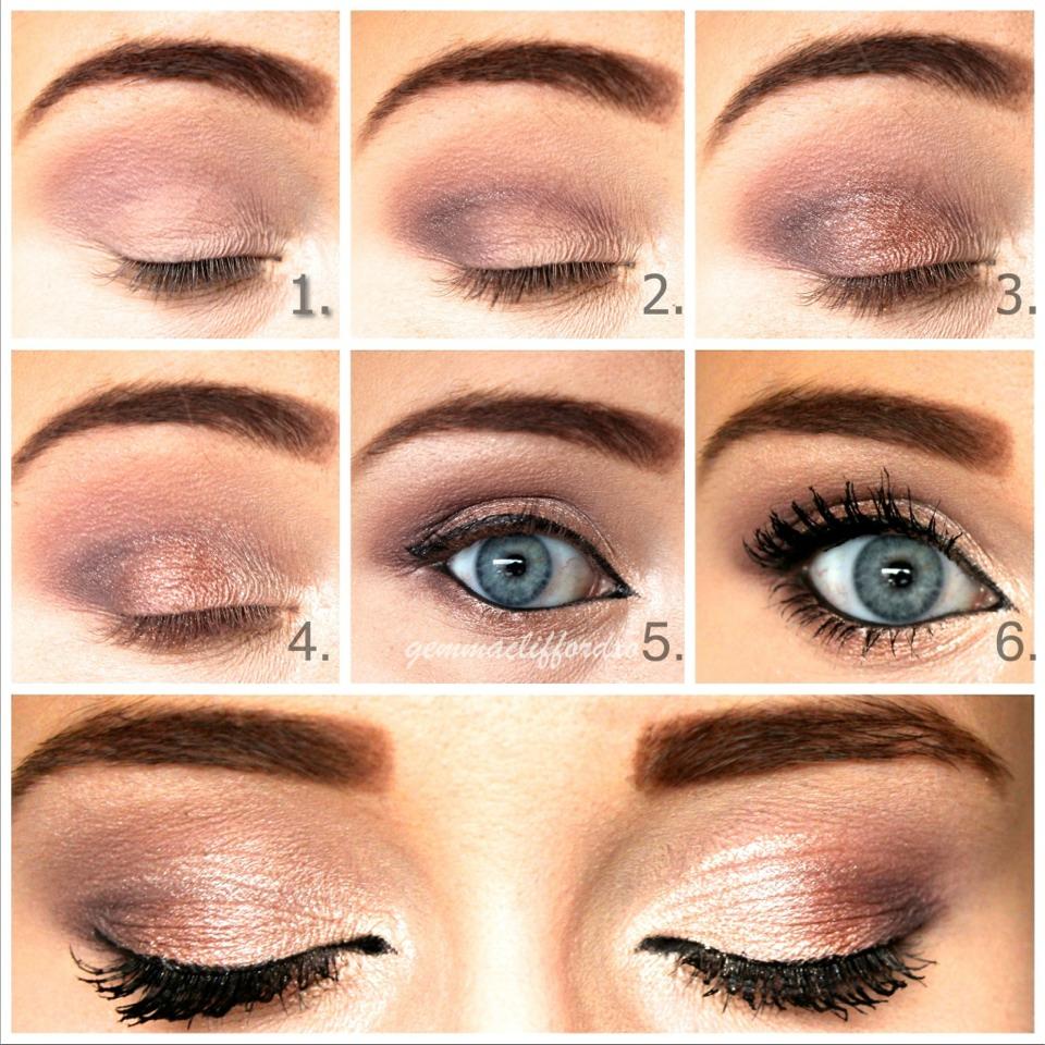 Soft Smokey Eyes using Urban Decay Naked 2 - Kirei Makeup