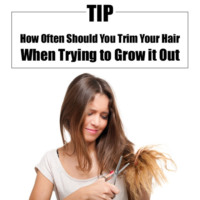 how to grow your hair out long and healthy