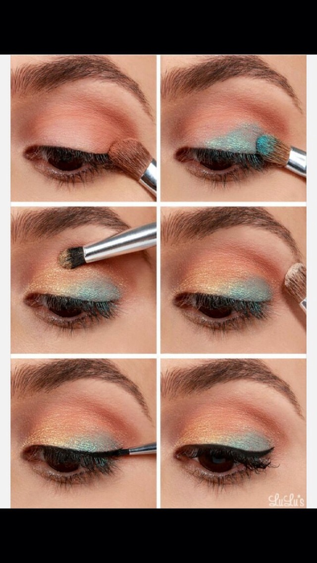 Cute Party Makeup Idea - Musely