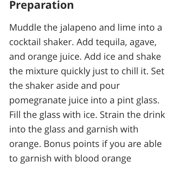 Tequila Sunrise Marmalade With Orange And Pomegranate Recipe ...
