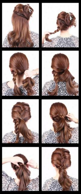Amazing Quick Cute Braided Hairstyle Musely Hairstyles For Women Draintrainus