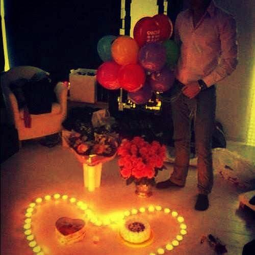 Подарок на день рождения мужу романтичный