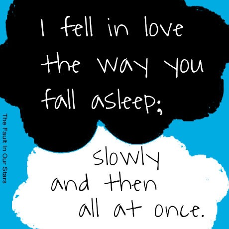 The fault in our stars drawing quotes