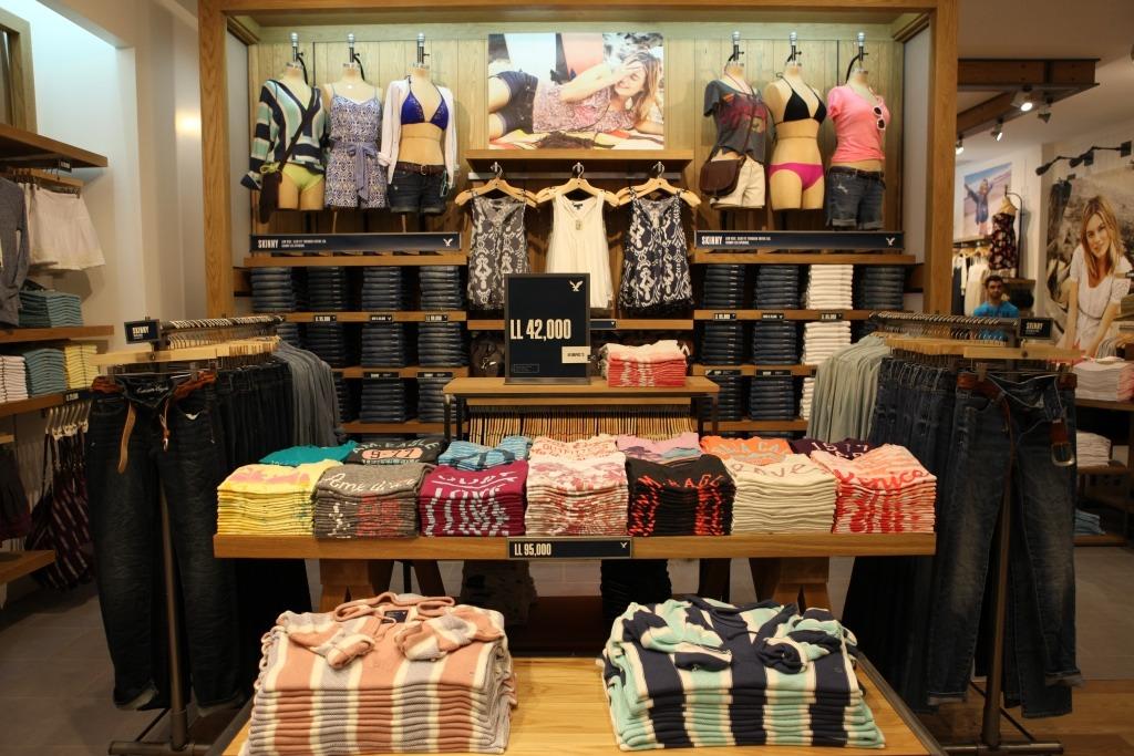 20 something clothing stores