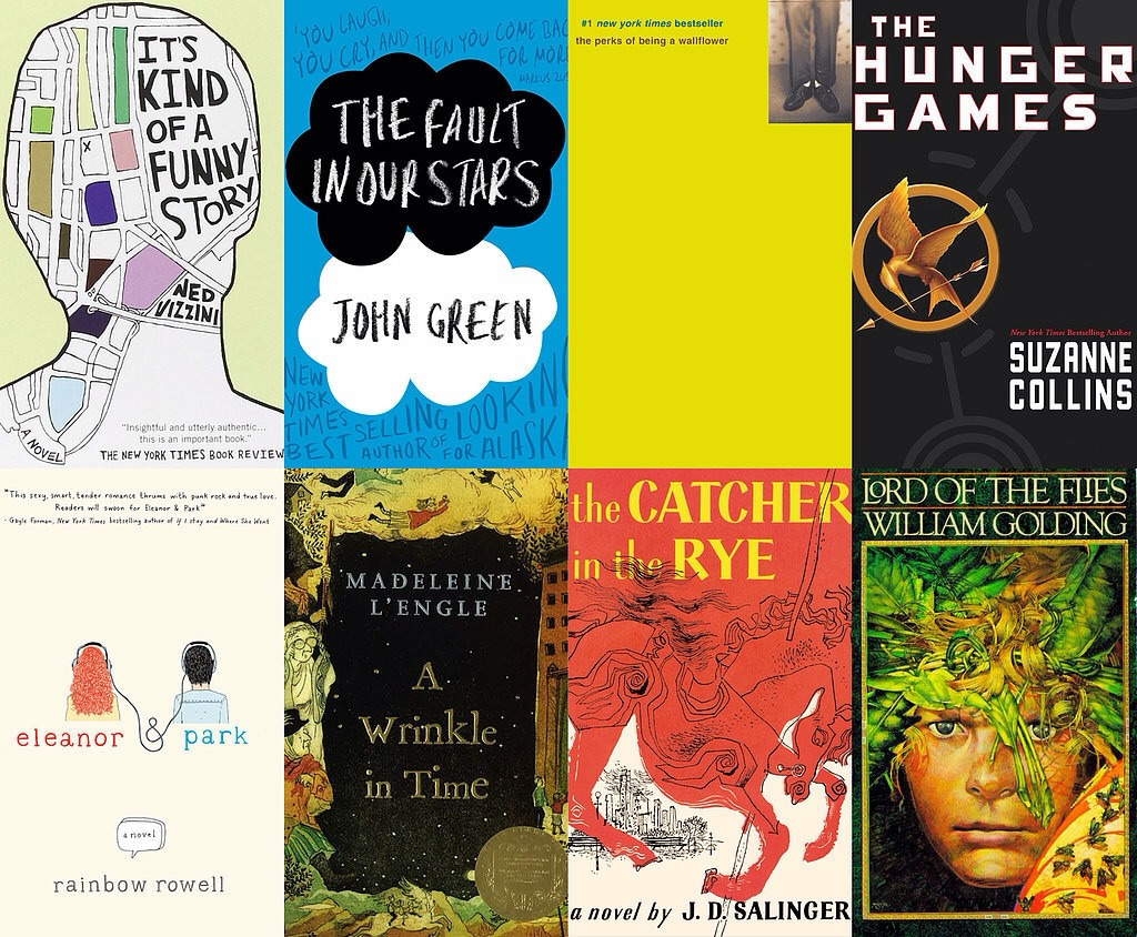 What are some good horror books for young adults