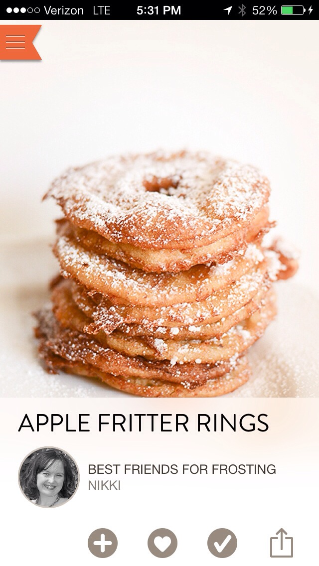 Unbelievable Apple Fritter Rings!! - Musely