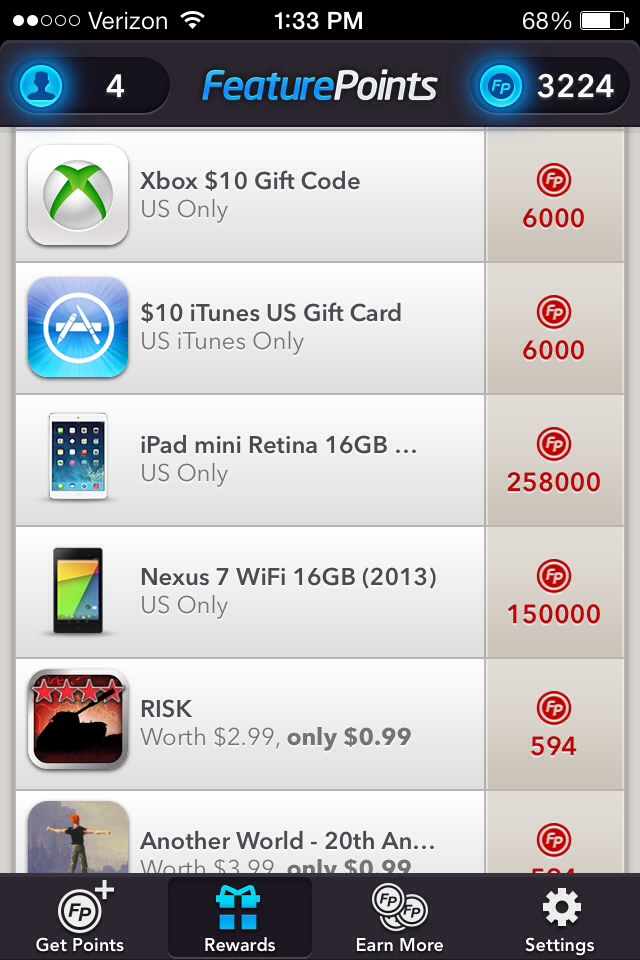 how to get free gift cards by downloading apps
