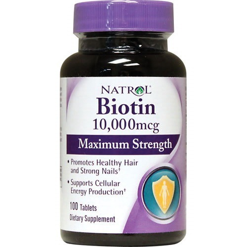 biotin bayer 0.5 pour cent how to use