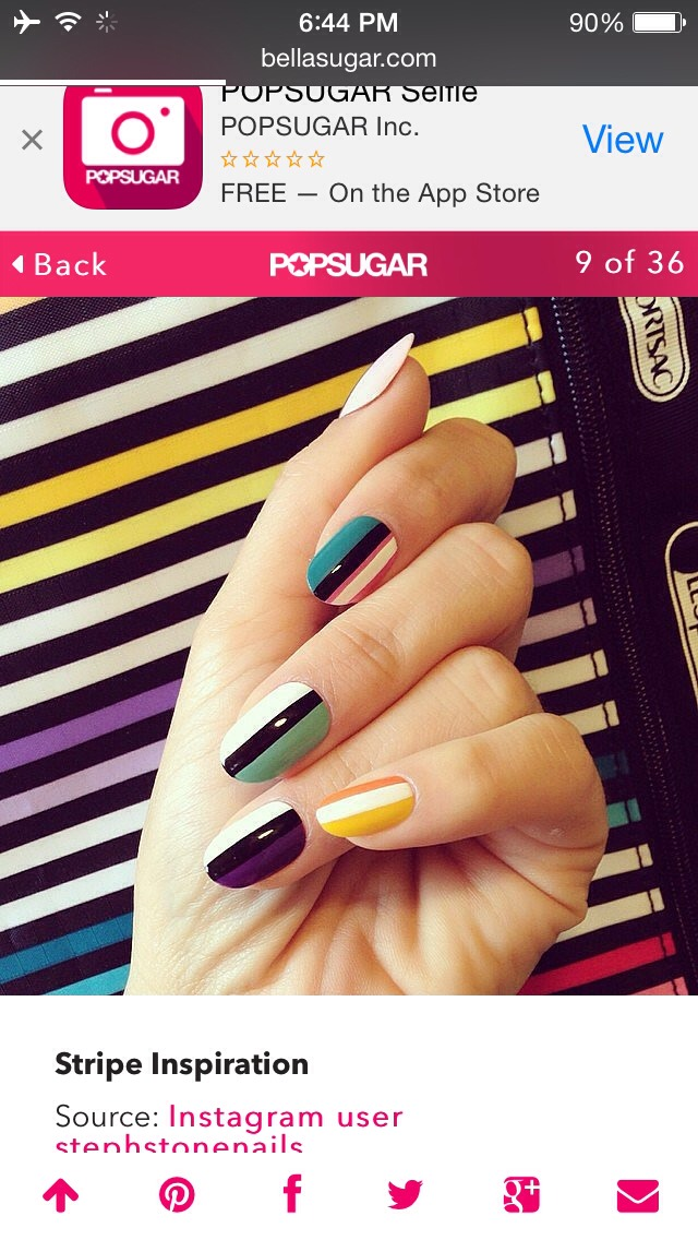 Neat Nail Ideas For All Musely