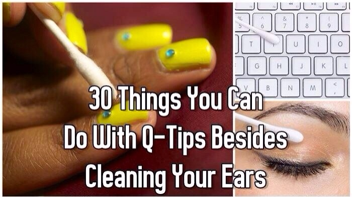 how to clean your ears without q tips
