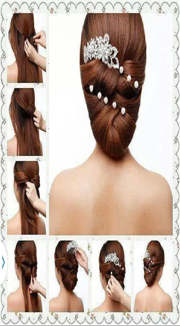 Beautifull Hair Style Musely