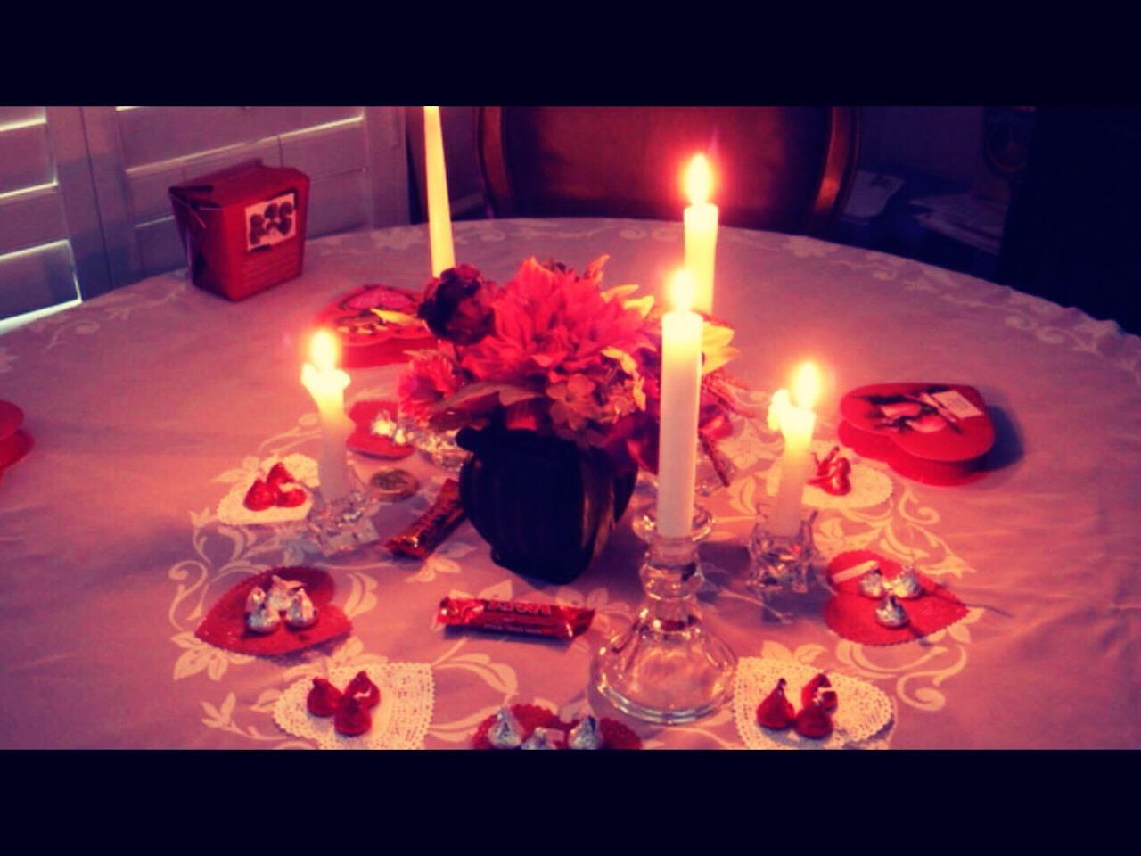 Романтический подарок любимой девушке