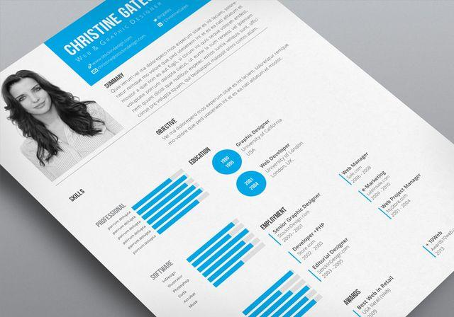 resume template from this link