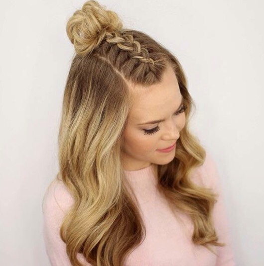 ~7 Easy Hairstyles For Every Day Of The Week~
