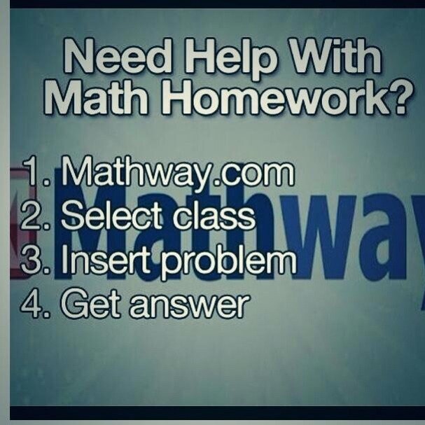 Math Homework Done for You!