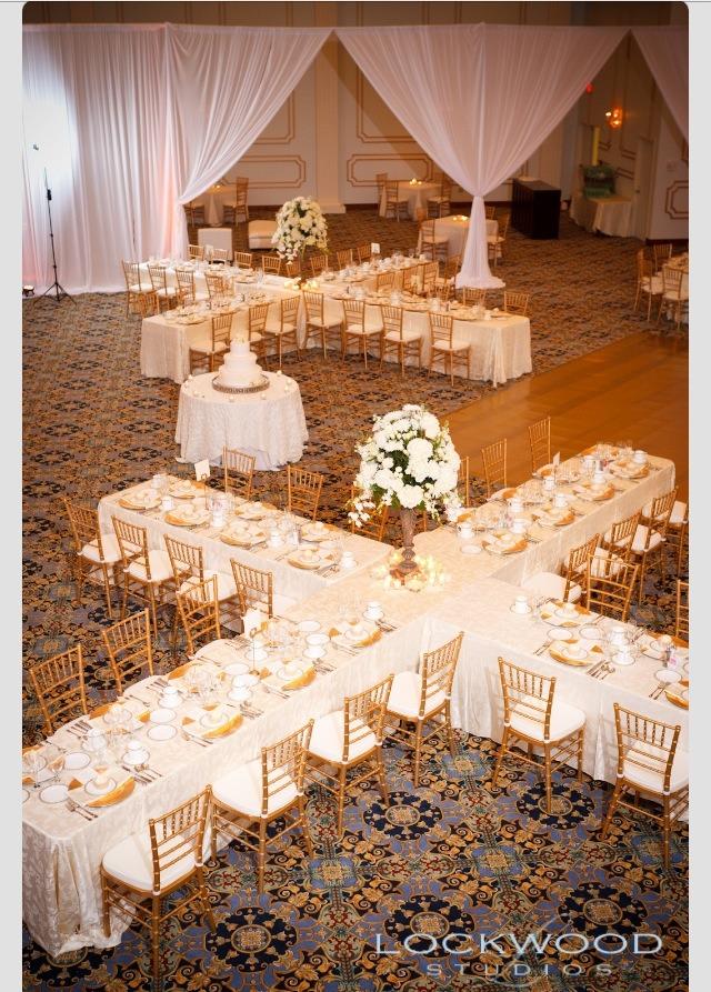 Свадьба стол как сесть