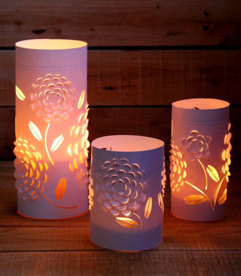 Musely for Paper lantern tutorial