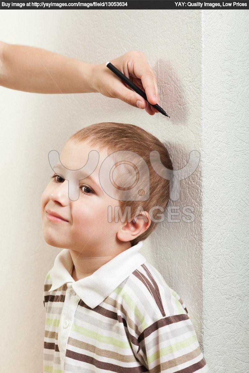 Как измерить ребенка фото