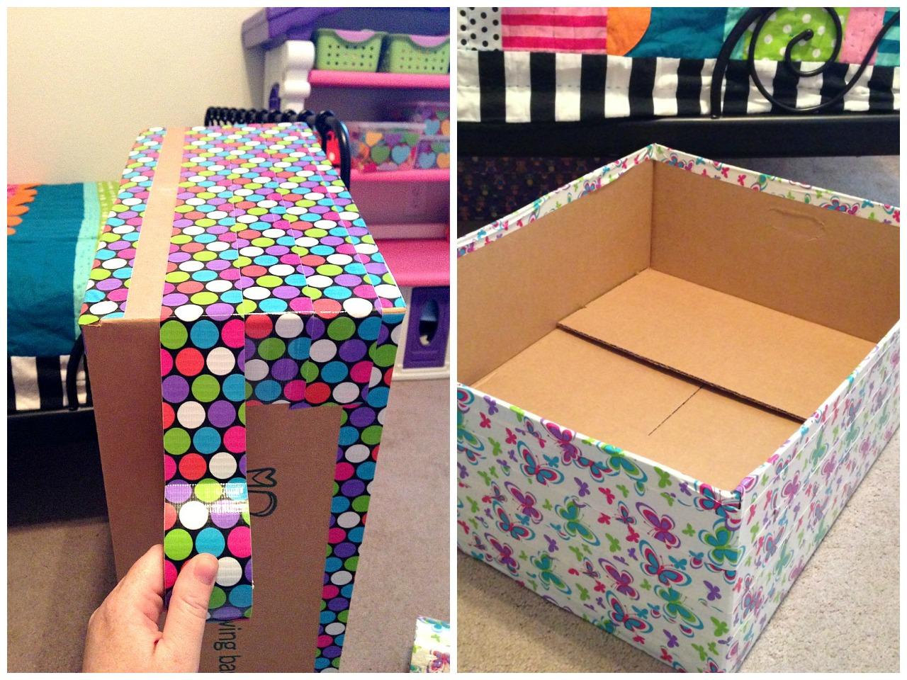 Decorative Shoe Boxes