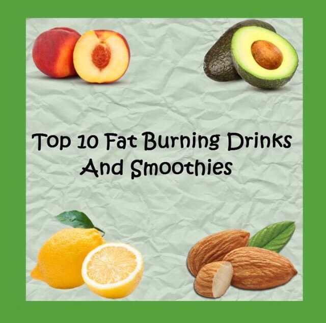 Top-10-Fat-Burning-Drinks-And-Smoothies-