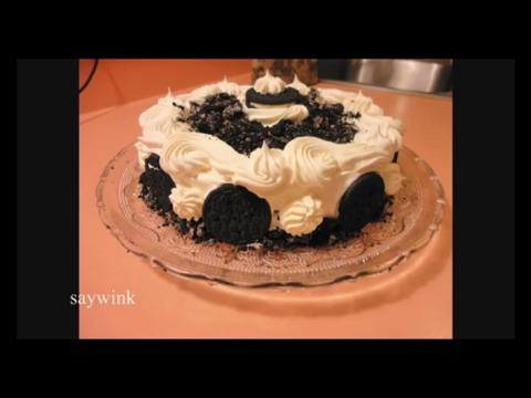 how to make ice cake