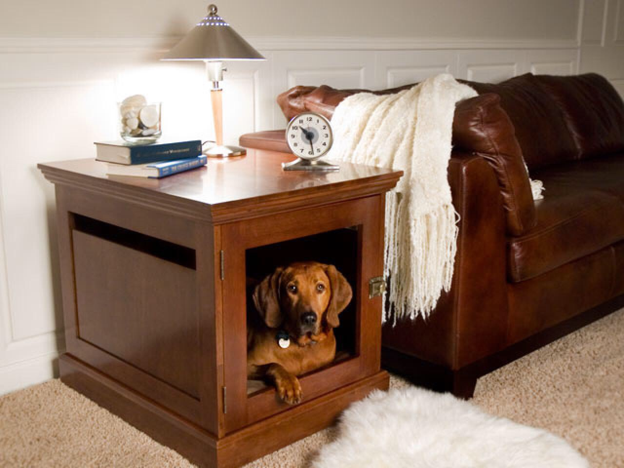 Indoor dog house - Dog For Indoors Noten Animals