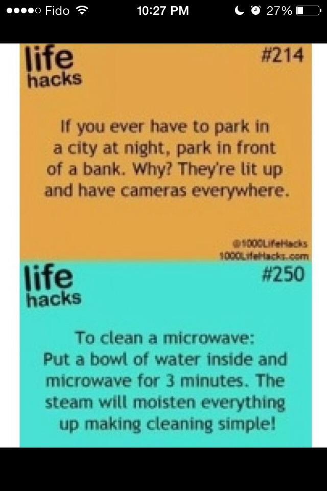 very useful life hacks - Musely