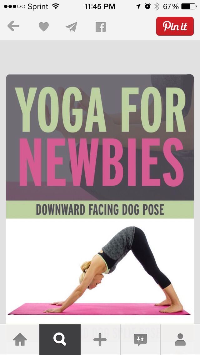 7 Yoga Poses For Beginners...