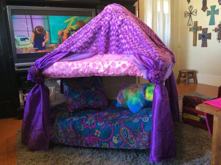 How To Turn A Playpen Into A Toddler Bed