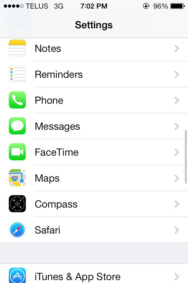 Iphone Not Sending Sms Messages