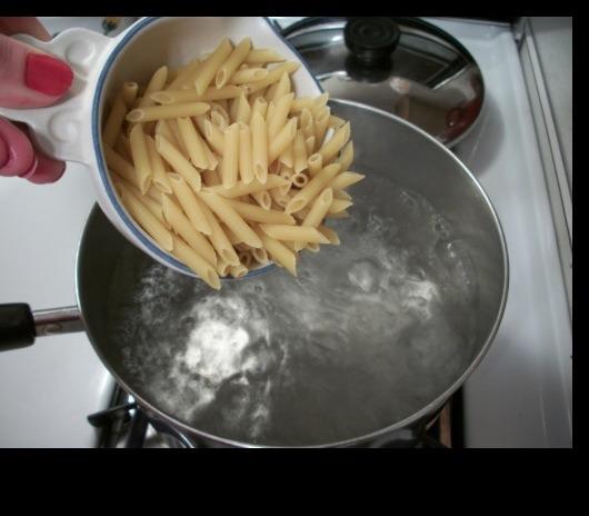 how to make pasta nor stick