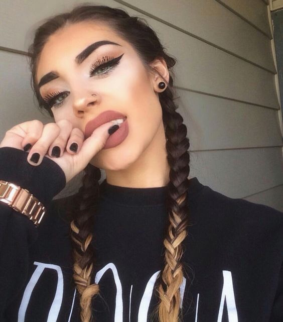 Instagram U0026quot;Baddieu0026quot; Makeup | Ideas Tutorials And Products - Musely