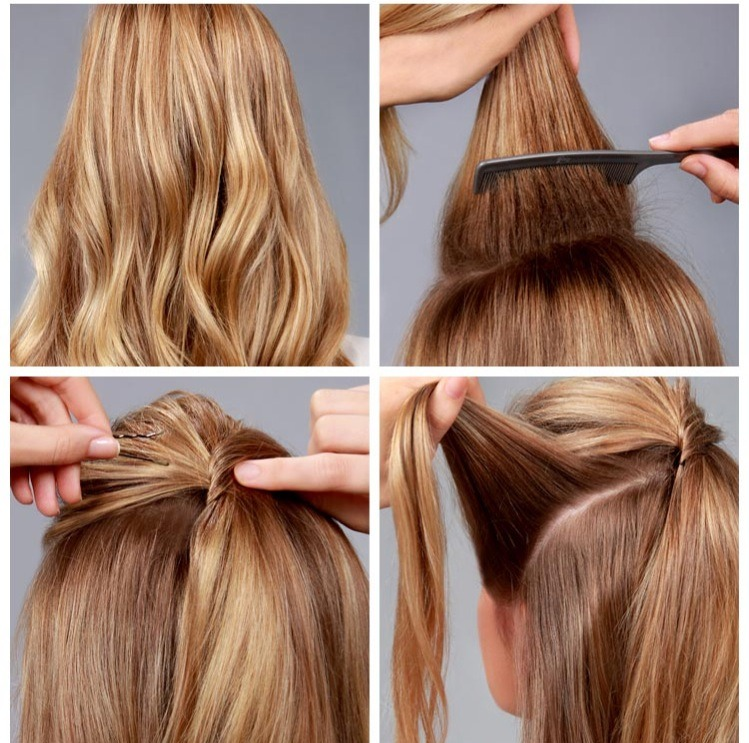 how to change up your hair if your bored