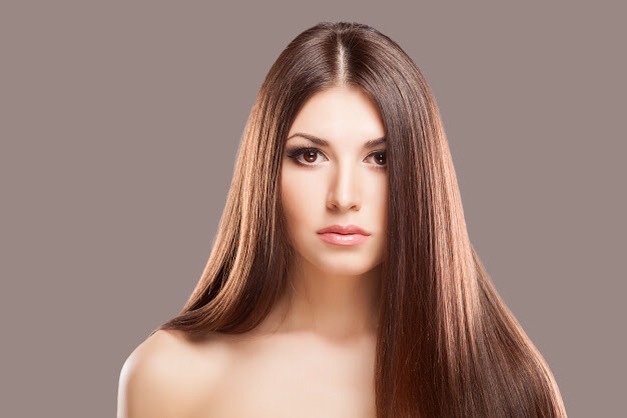 Brush out any tangles. Use a brush or comb to de-tangle your hair, and ...