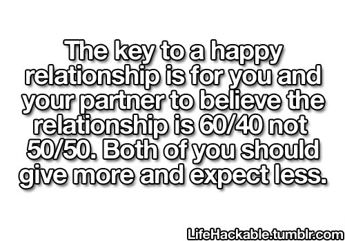how to have a healthier relationship