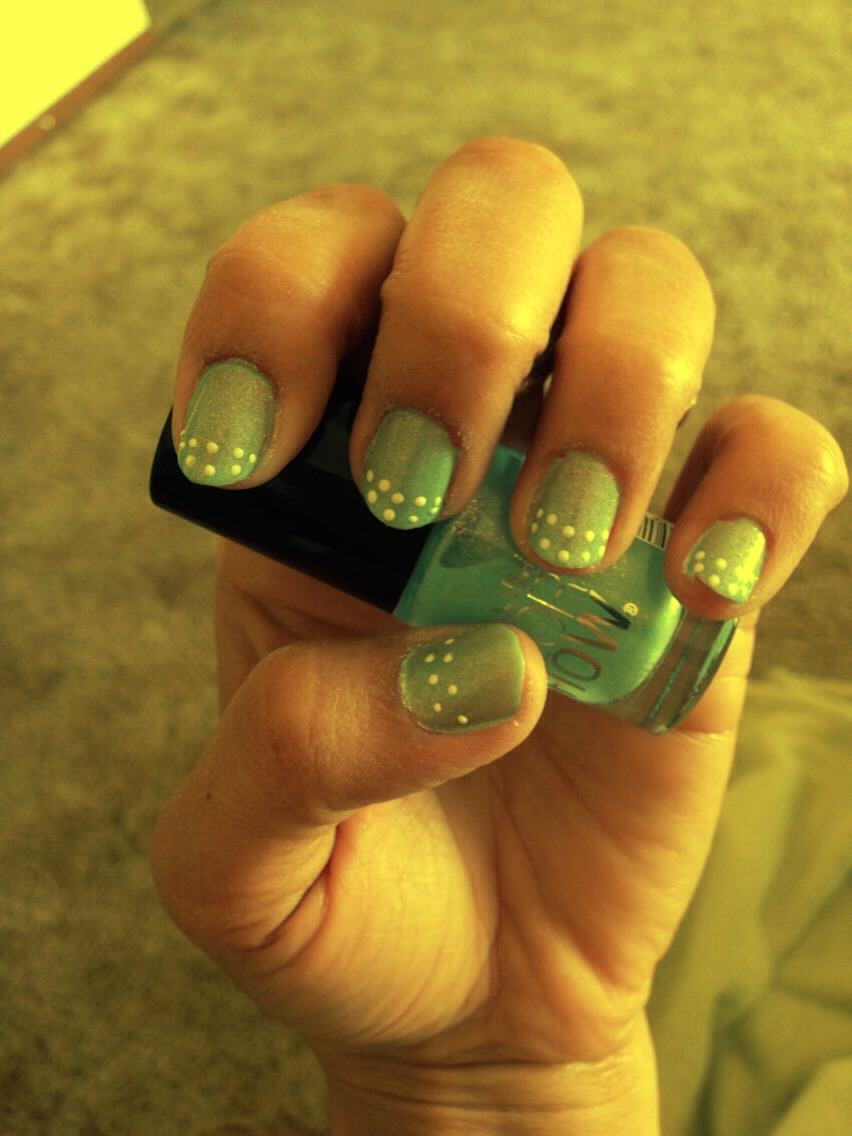 Great Nail Design :::: For Short Nails