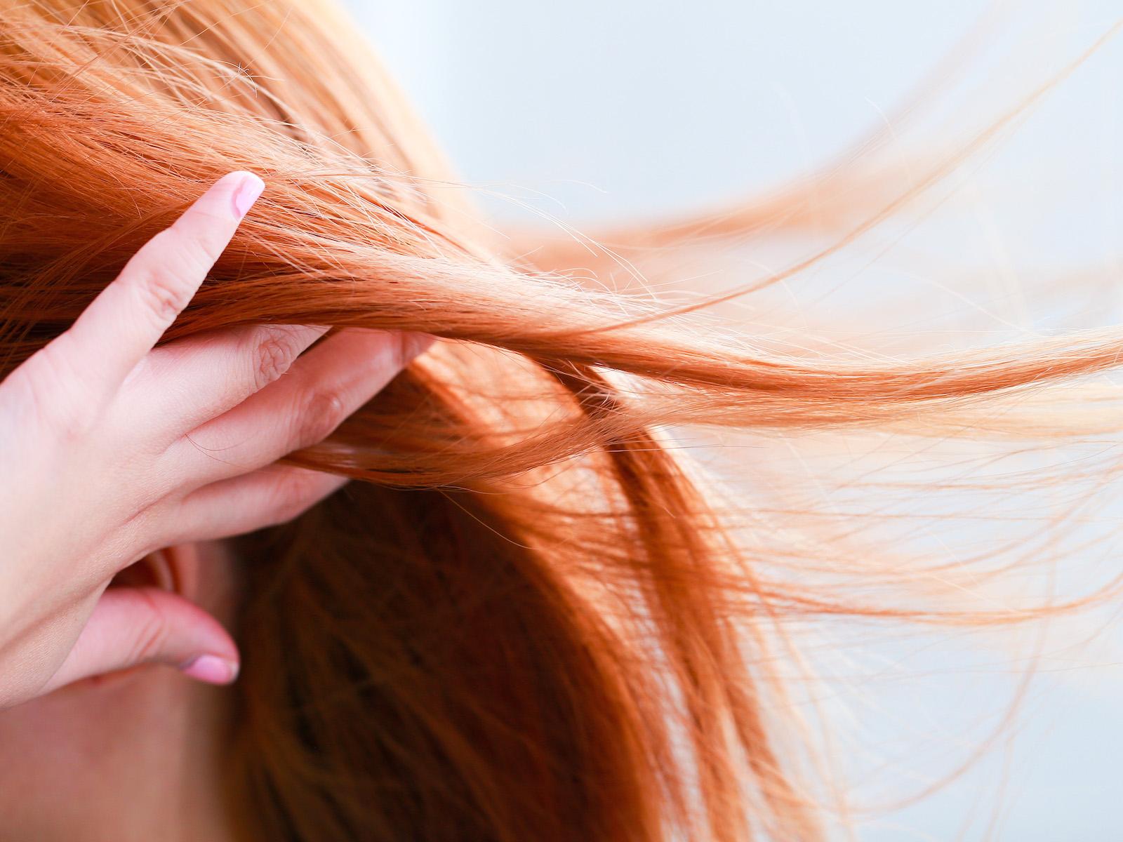 Как сделать так что бы волосы были гладкими