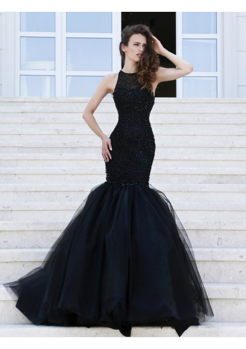 Black Mermaid Prom Dress | Gommap Blog