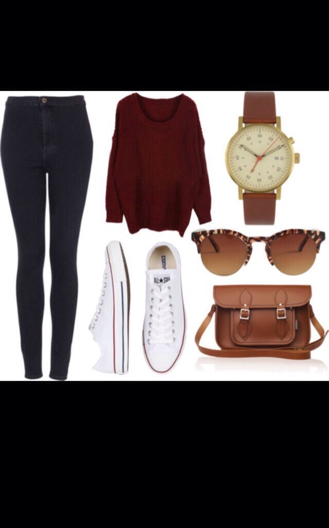 nice everyday school outfits 15