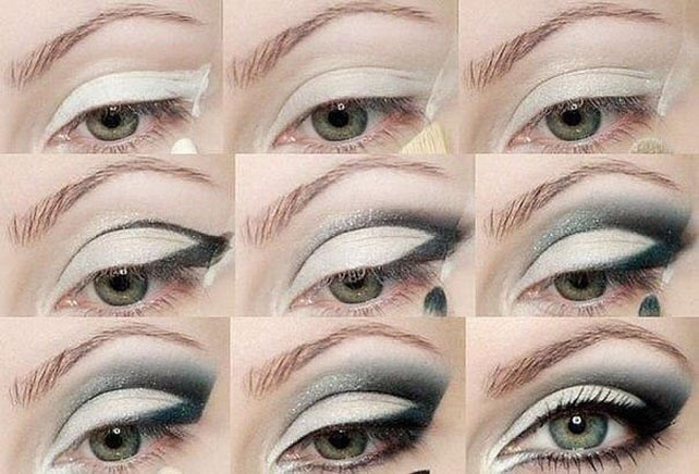 Фото уроки макияж