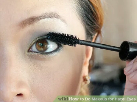 How to eye makeup for hazel eyes
