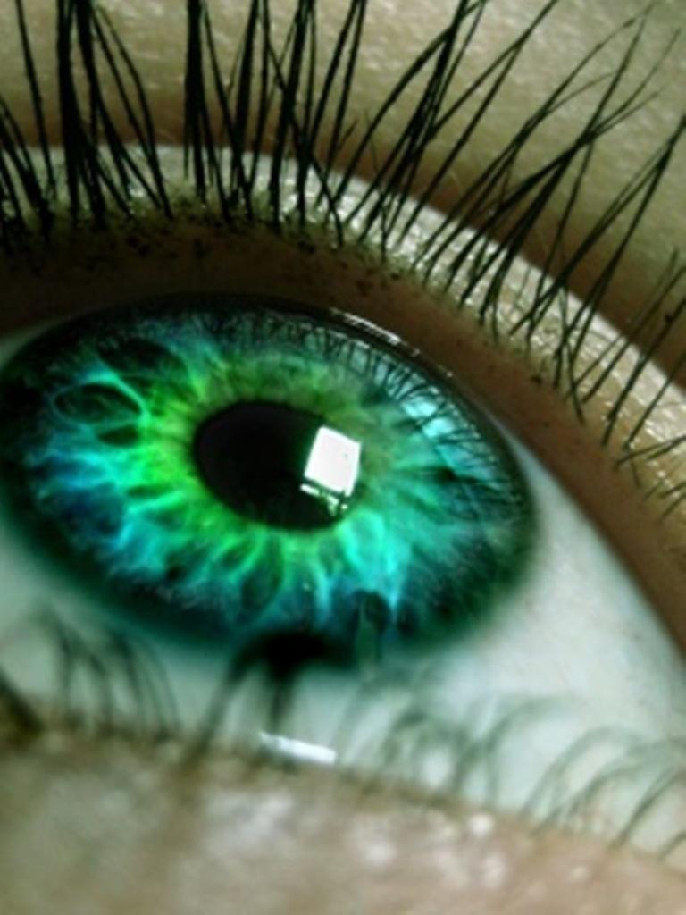 Самые красивые зеленые