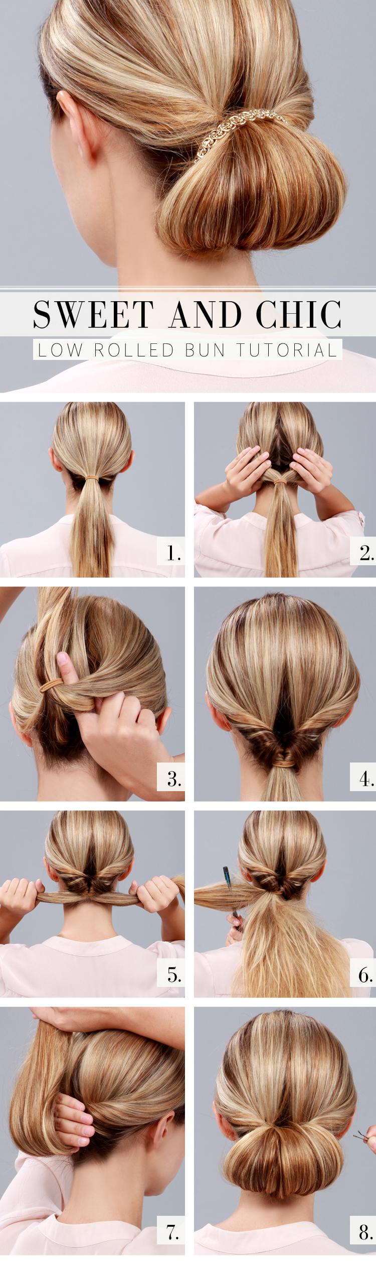 Какую сделать прическу на средние волосы