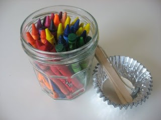How To Make A Crayon Candle Extremely Easy Musely
