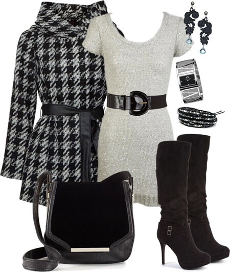 Dresses For Winter Musely
